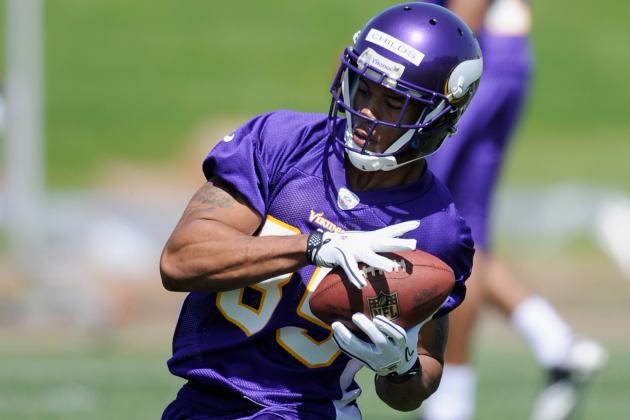 Minnesota Vikings: The Effect of Injuries to Greg Childs and Geoff Schwartz