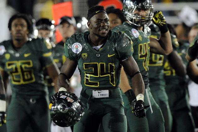 Oregon Football: New Uniforms for Ducks Are Right Around the Corner in 2012