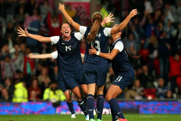 USA 4-3 Canada: Watch Alex Morgan's Last-Gasp Extra-Time Winner