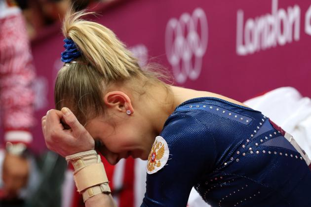 Viktoria Komova: Anything Less Than Gold on Balance Beam Would Disappoint