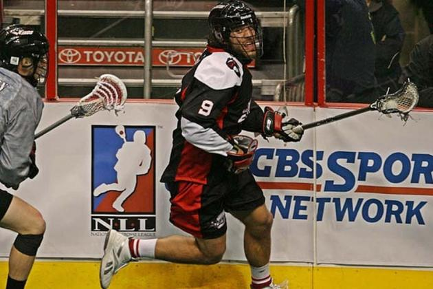 National Lacrosse League: Paul Rabil Traded to Rochester Knighthawks