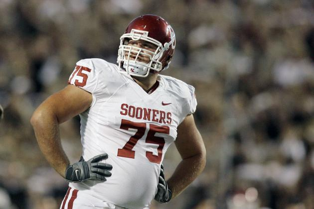 Oklahoma Football: Sooners Losing OL Tyler Evans to ACL Injury Is Devastating