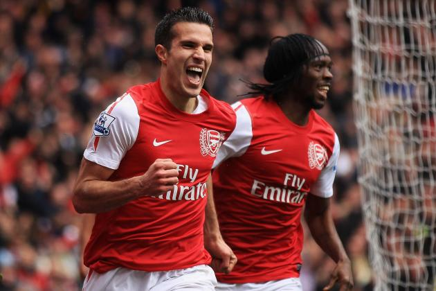 Arsenal Transfer News: Have Arsenal Done Enough to Keep Robin Van Persie?