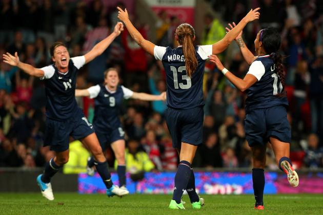 2012 Olympic Games: How USA-Canada Soccer Match Changes the Sport