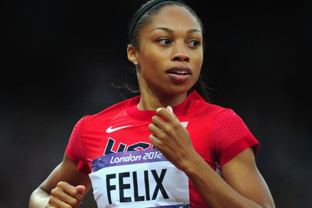 London 2012 Track & Field: Why Allyson Felix Will Finally Win the 200M Dash