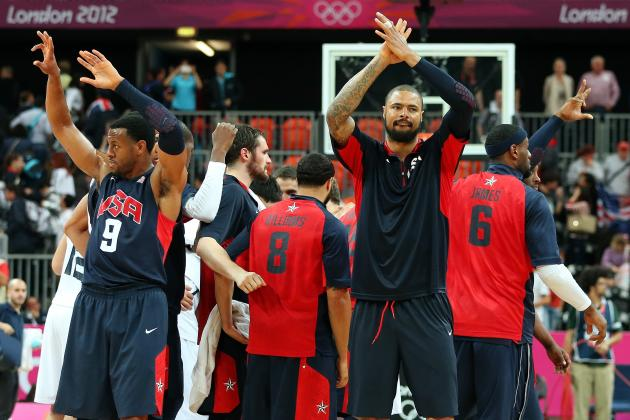 Olympic Men's Basketball Group Standings 2012: Which Teams Survived Group Play?
