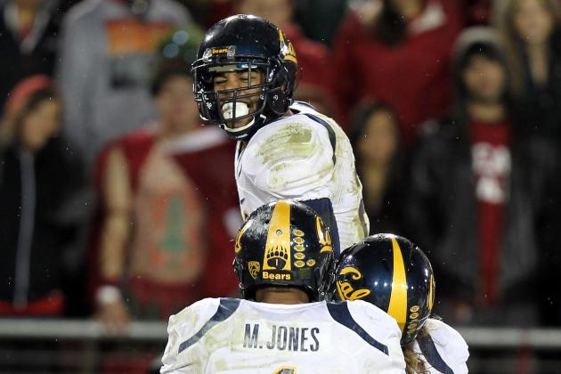 2012 Pac-12 Team Preview and Breakdown: California Golden Bears