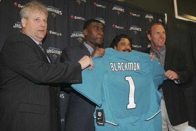 Jacksonville Jaguars Sign Justin Blackmon. What Took so Long? (UPDATE)