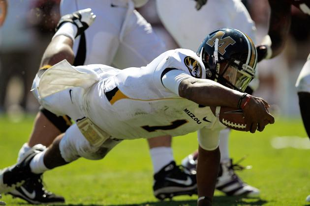 Missouri Football: How Does the USA Today Preseason Poll Alter Tigers' BCS Path?