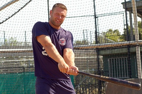 Tyler Horan, 2013 MLB Draft Prospect, Ties Cape League Home Run Record