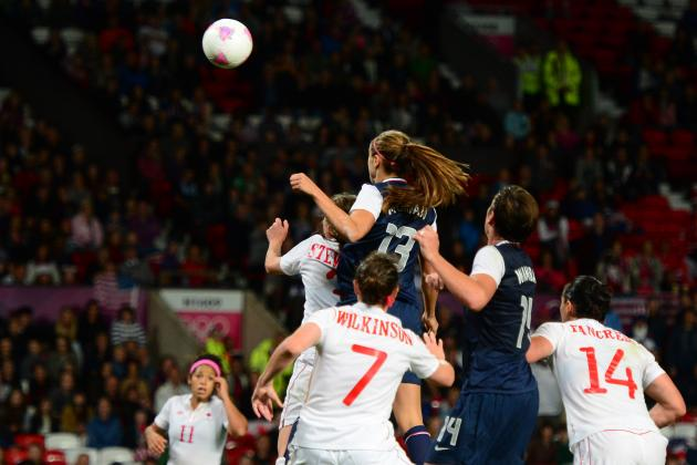 USA vs. Canada Women's Soccer: Epic Battle Was One of the Best Games Ever