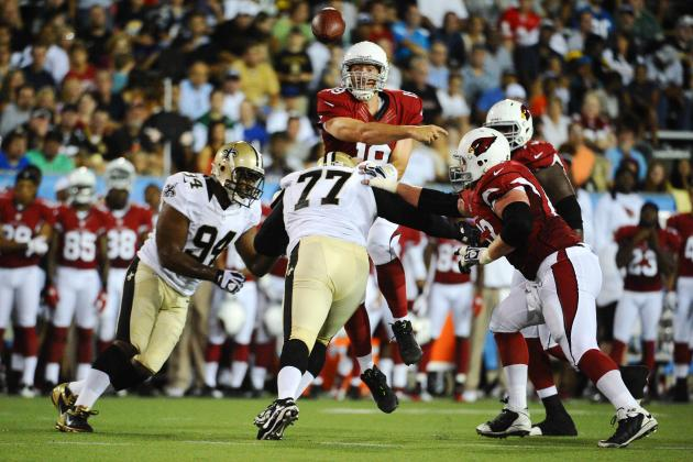 2012 Arizona Cardinals Preview: John Skelton Takes Early Lead in QB Competition