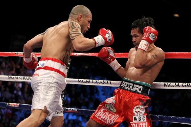 Manny Pacquiao Is Interested in Another Cotto Fight According to Bob Arum