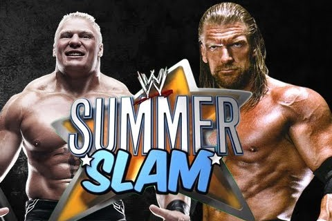 WWE Summerslam: Why Triple H vs. Brock Lesnar Will Live Up to the Hype