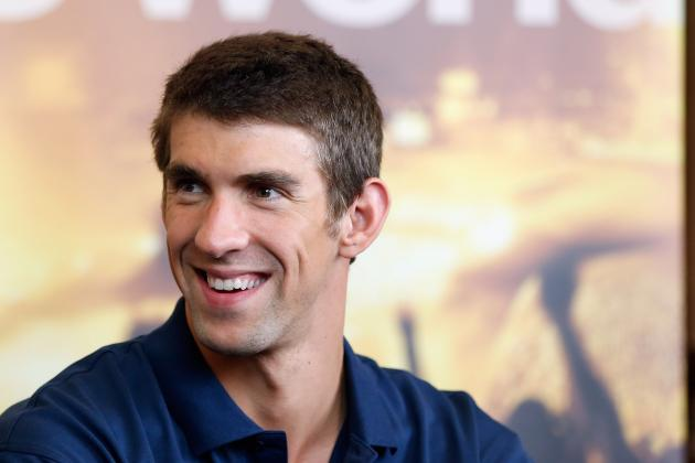 Michael Phelps' Post-Olympic Plans? Diving with Sharks with Olympic Rival