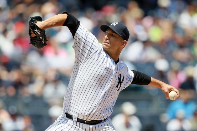 New York Yankees: Andy Pettitte X-Rays Are Encouraging, September Return Likely