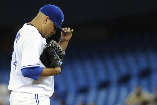 Ricky Romero: How Should the Toronto Blue Jays Handle His Struggle?
