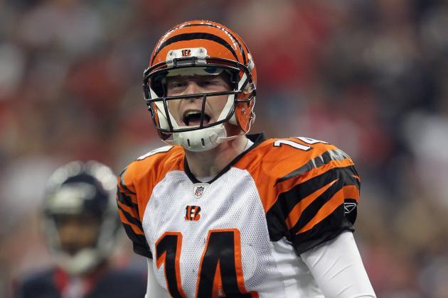 Andy Dalton, QB, Cincinnati Bengals: 2012 Fantasy Football Profile