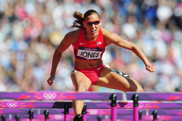 Lolo Jones: 100m Hurdler's Quest for Olympic Redemption Will End with Medal