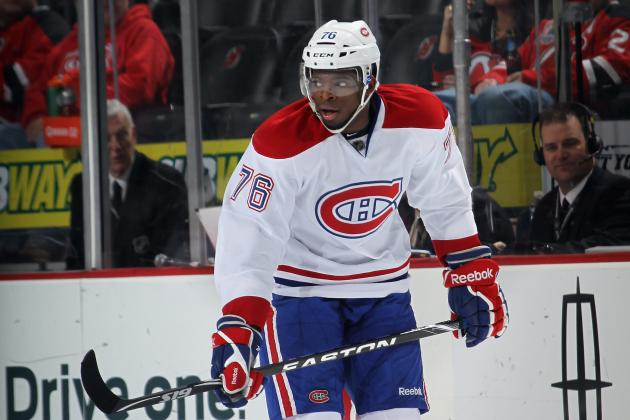 Philadelphia Flyers: Is P.K. Subban Worth Sending an Offer Sheet For?
