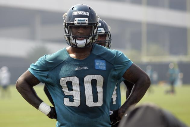 Jacksonville Jaguars Training Camp Headlines: Inside Versus Outside