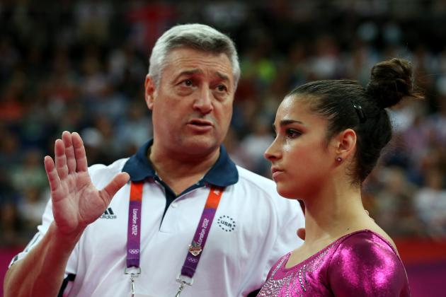 Aly Raisman Will Dominate Floor En Route to Individual Gold Medal