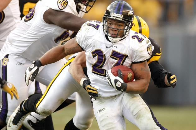 Fantasy Football 2012: Top 60 Running  Backs in Points-Per-Reception Leagues