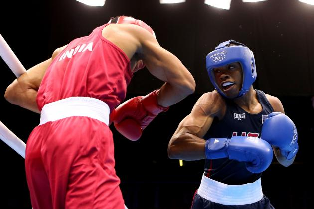 Errol Spence: USA Olympic Boxer Will Impress with Medal Performance