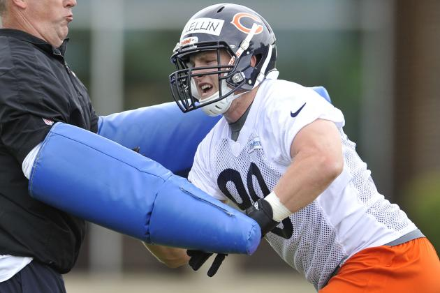 Chicago Bears: Why Fans Need to Be Patient with Shea McClellin