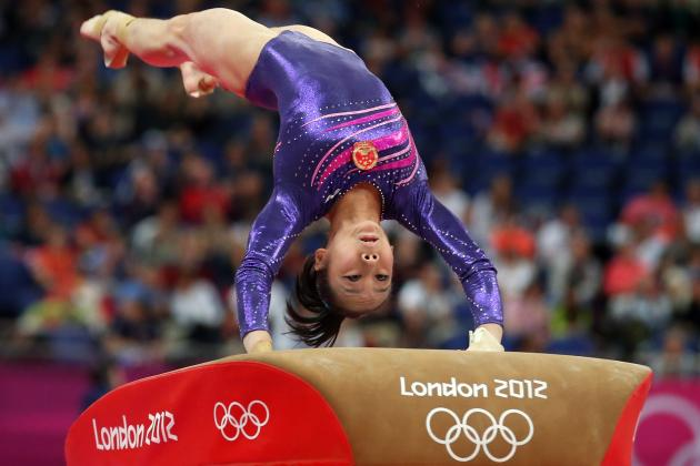 Olympic Women's Gymnastics 2012 Results: Day 9 Scores, Medal Winners & Standings