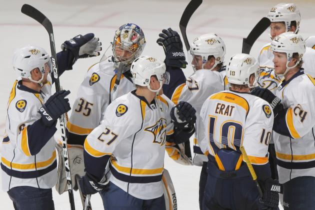 2012-13 NHL Season: Why the Nashville Predators Are Still a Playoff Team