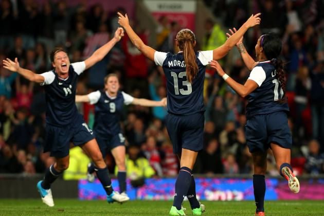 USA vs Japan Women's Olympic Soccer: Gold Medal Live Stream and TV Preview