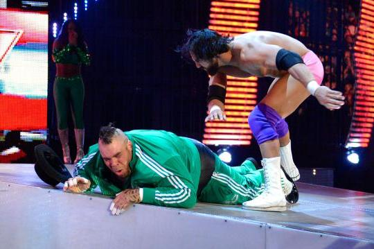WWE Raw: Will Damien Sandow Turn Brodus Clay into a Juggernaut?