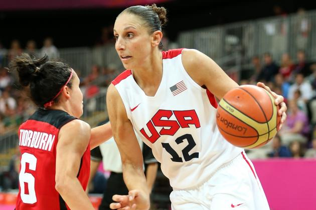 USA vs Canada Women's Basketball: Grades, Twitter Reaction and Analysis