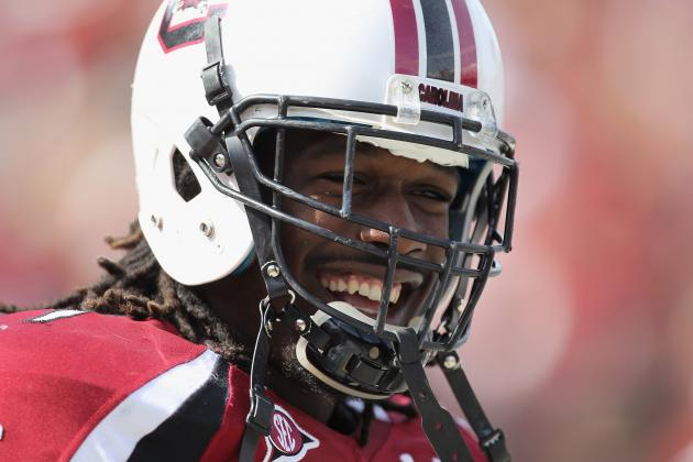 COMING NOW: The Terrifying, Unfair and Potentially Linebackin' Jadeveon Clowney
