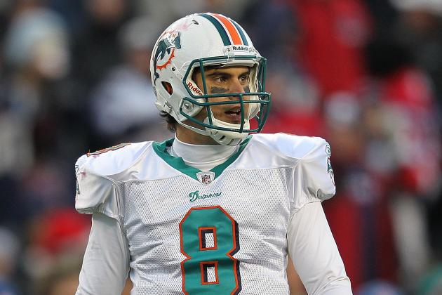 Would the Miami Dolphins Cut the Loser of the Quarterback Battle?