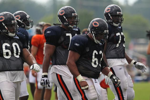 Chicago Bears: Offensive Line Is Still Something to Be Concerned About.