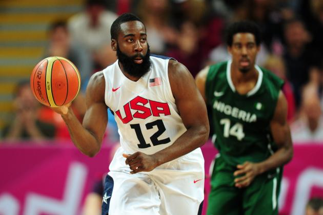 Olympic Basketball 2012: Why James Harden Doesn't Belong on Team USA