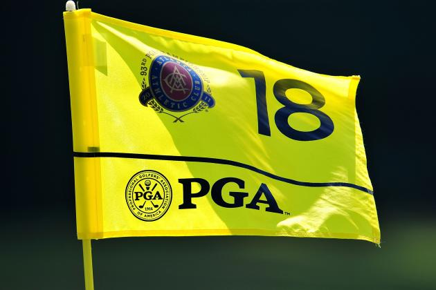 PGA Championship Predictions 2012: Where Top International Players Will Finish