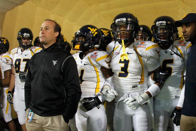 West Virginia Football: Mountaineers Have a Lot to Prove in 2012