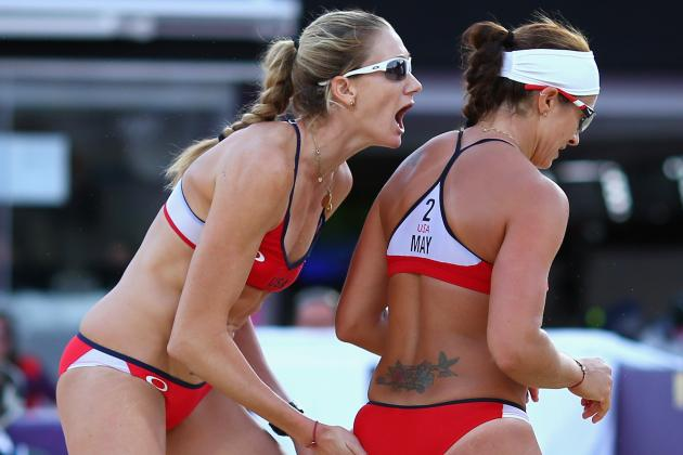 Misty May-Treanor & Kerri Walsh Will Cruise Past China in Beach Volleyball Semis