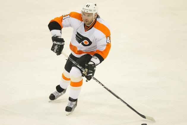 With Meszaros Out, What Are Flyers' Options?