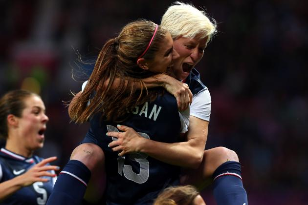 USA Women's Olympic Soccer Team: Grading Every Member of the USWNT so Far