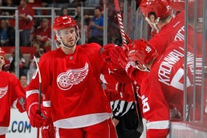 Red Wings Sign Jurco to Entry-Level Contract
