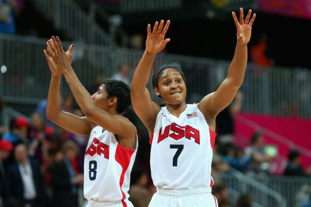 USA Olympic Women's Basketball: Maya Moore Will Keep US in Cruise Control
