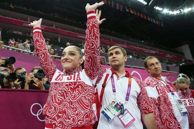 Aliya Mustafina: Russian Gymnast Completes Olympics with Bronze in Floor
