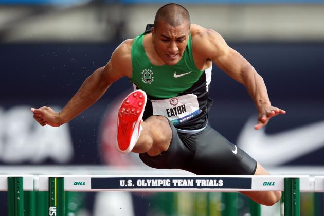 Olympic Track & Field: Decathlete Ashton Eaton Is Next American Star