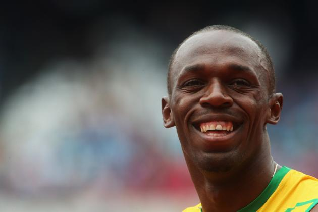 Usain Bolt: Manchester United Must Give Olympic Superstar Tryout
