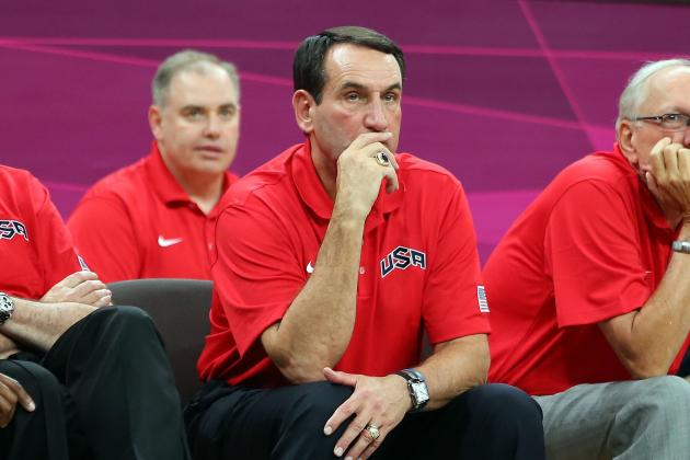 Anything Short of Gold Medal Is a Colossal Failure for Team USA Basketball