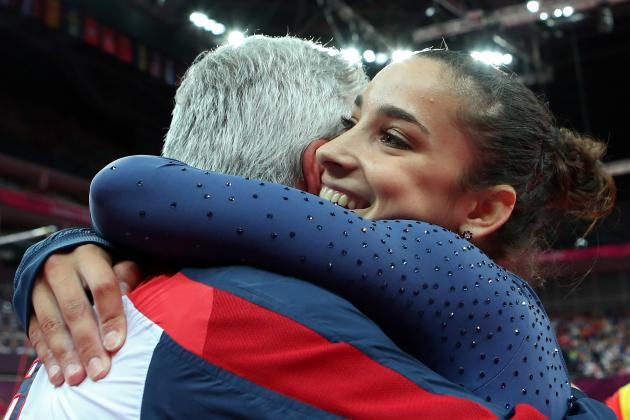 Biggest Winners in London 2012 Women's Gymnastics: Raisman & Mustafina